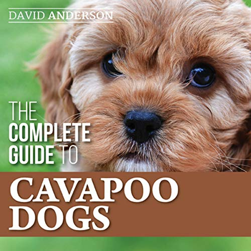 The Complete Guide to Cavapoo Dogs cover art