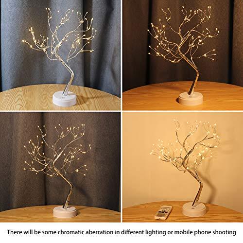 NIVNI Lámparas de mesa