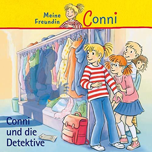 Conni und die Detektive Titelbild