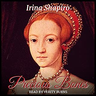 Precious Bones audiobook cover art
