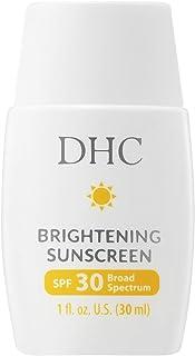 DHC Brightening Sunscreen SPF 30 Broad Spectrum