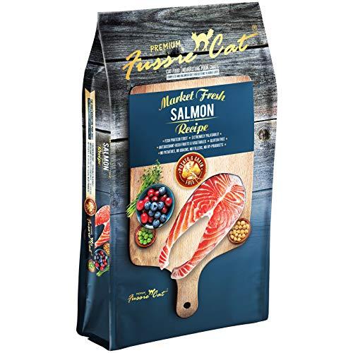 Fussie Cat Market Fresh Salmon
