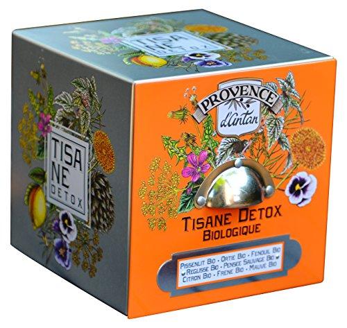 Coffret Tisane Detox Bio