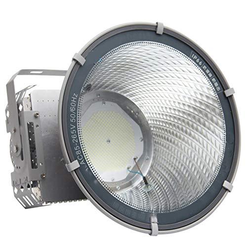Proyectores LED Exterior, Foco Proyector LED impermeable IP65 al aire libre, Luces de Seguridad de la Lámpara de la Torre de la iluminación del Edificio de alta Potencia, para Jardín, Almacén, Patio