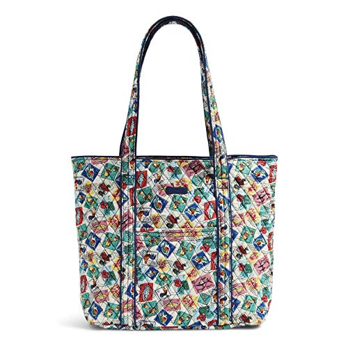 Vera Bradely Vera Tote, Cuban Stamps, One Size