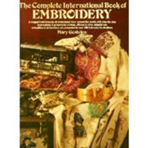 %66 OFF! The Complete International Book of Embroidery