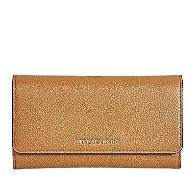 MICHAEL Michael Kors Mercer Tri-Fold Leather Wallet