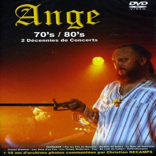 ANGE - Seventies-Eighties - Deux Décennies De Concert