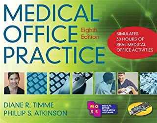 Medical Office Practice: Job Training Manual with Flash Drive