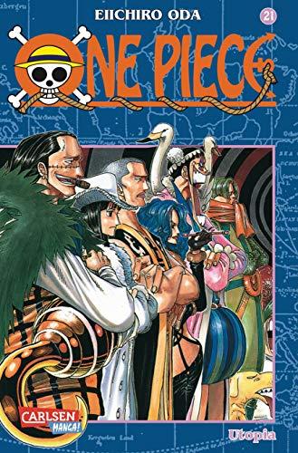 One Piece, Bd.21