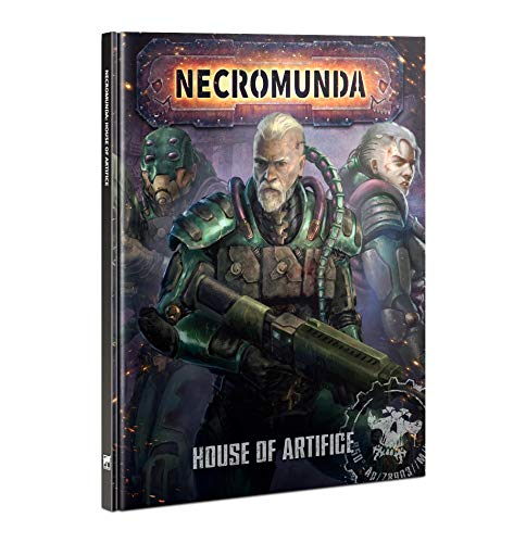 Necromunda Taller de Juegos Casa de Artificio
