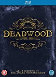 DEADWOOD The Ultimate Collection [Blu-ray] [Region Free] [Internacional]