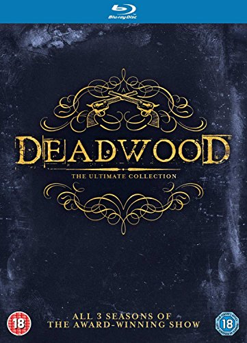 Deadwood: The Complete Collection, Seasons 1-3 [9 Blu-rays] (UK-Import)