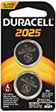 Duracell 2025 Coin Button Batteries, 2 Count...