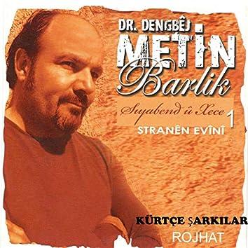 Kürtçe Şarkılar / Sıyabend û Xece Stranén Evînî Vol.1