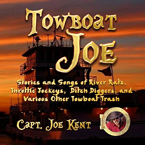 Towboat Joe audiobook cover art