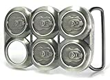 Mens Beer Belt Buckle Fun Belt Buckle Fits Belts Up to 1.5 Inches Wide