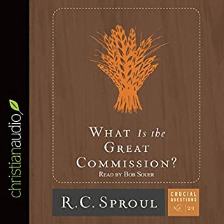 What Is the Great Commission? cover art
