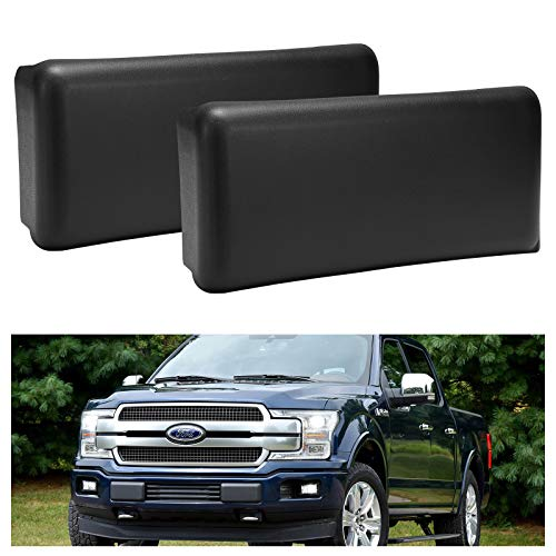 A&UTV PRO Front Bumper Guards Pads,Bumper Cover Caps Compatible with Ford F-150...