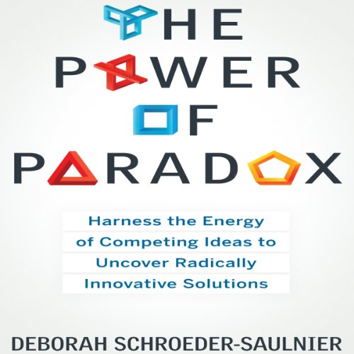 The Power of Paradox audiobook cover art
