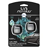 Febreze Car Unstoppables Air Freshener Vent Clip, Fresh, 2 count