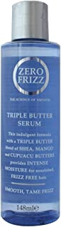 Zero Frizz Triple Butter Hair Serum, 148 ml