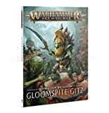 Games Workshop Destruction Battletome - Gloomspite Gitz - Warhammer Age of Sigmar - Français