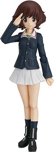 hasta un 60% de descuento Good Smile Girls Und Und Und Panzer  Yukari Akiyama Figma  bienvenido a elegir