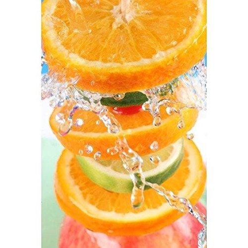 Huile parfumée Mandarine & ☛ Mangue rose – 2682 – Bougie & Savon – 454 ml – Haute performance