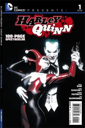 DC Comics Presents: Harley Quinn #1 (Rare Regular Cover, 100 Page Special) Issue One 1st Print