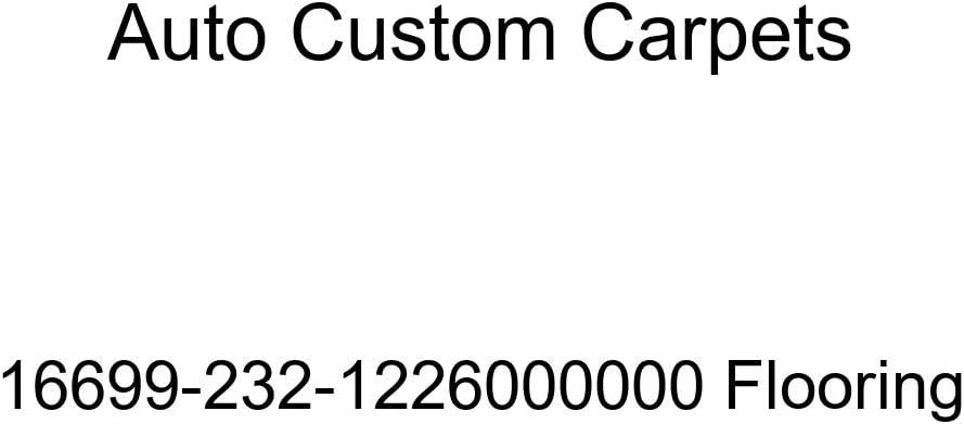 Auto Custom Carpets 16699-232-1226000000 Flooring Luxury Limited price goods