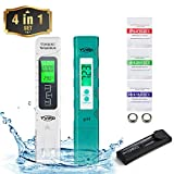 Best TDS Meters - Digital PH Meter and TDS Meter, Tvird 4 Review