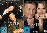 Castle - Die komplette 7. + 8. Staffel (12-Disc / 2-Boxen)