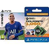 FIFA 22 [Playstation 5] + FIFA 22 Ultimate Team - 1050 FIFA...