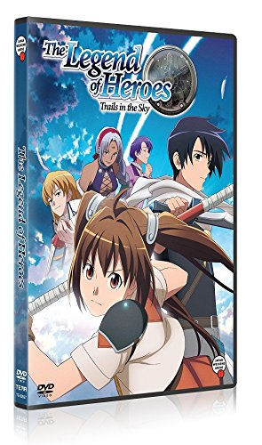 The Legend of Heroes (VOSE) [DVD]