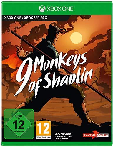 9 Monkeys of Shaolin [Xbox One]