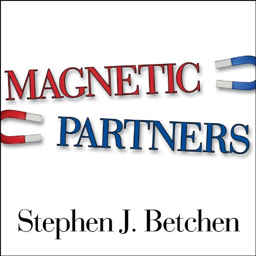Magnetic Partners audiobook cover art