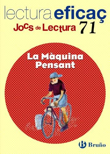 La Màquina Pensant Joc de Lectura (Català - Material Complementari - Jocs De Lectura) - 9788421666180