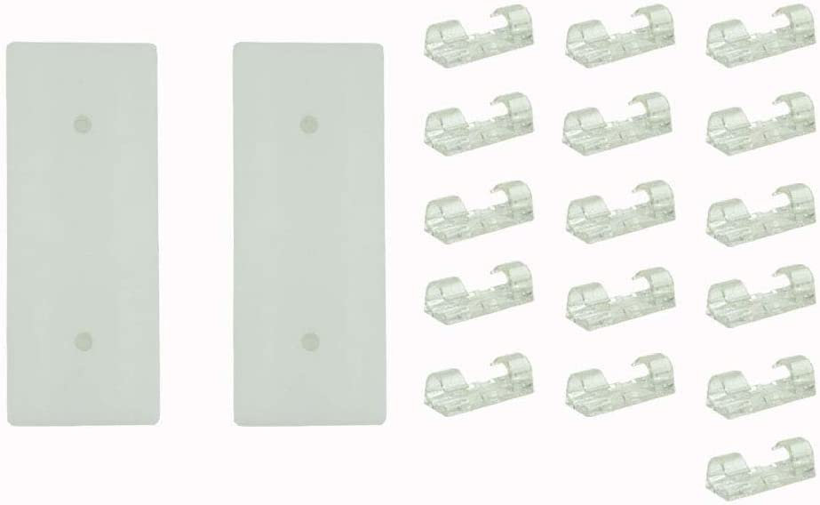 Max 76% OFF Power All items in the store Strip Holder 2 self-Adhesive s 16 Board with Holders