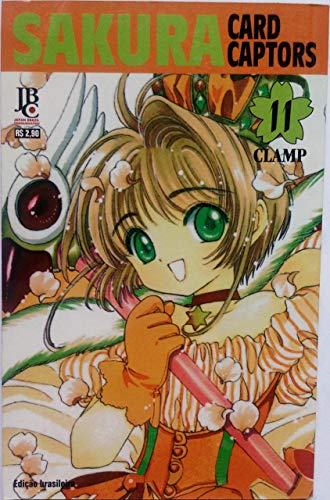 Sakura Card Captors - Volume 11