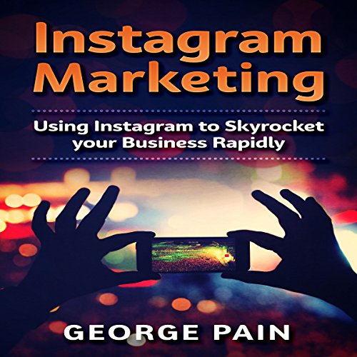 Instagram Marketing audiobook cover art