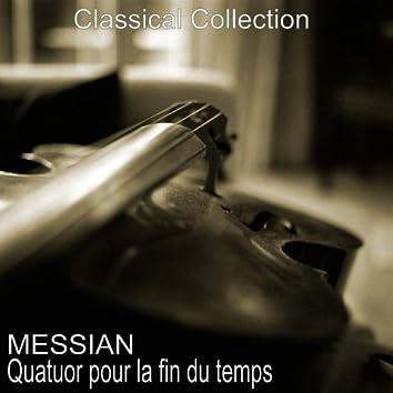 Messian : Quatuor pour la fin du temps