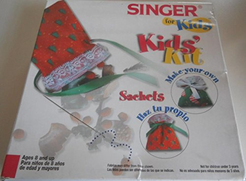 Singer for Kids Make Your Own Bustine - Agest 8+