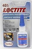 Henkel - Loctite 401 Bc 20G Adhesivo Instantáneo Uso General