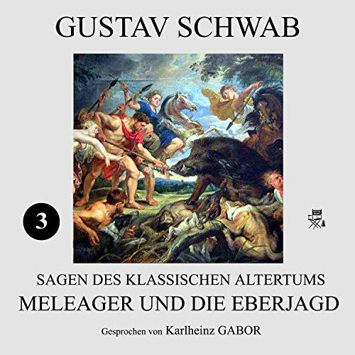 Meleager und die Eberjagd (Sagen des klassischen Altertums 3) Titelbild