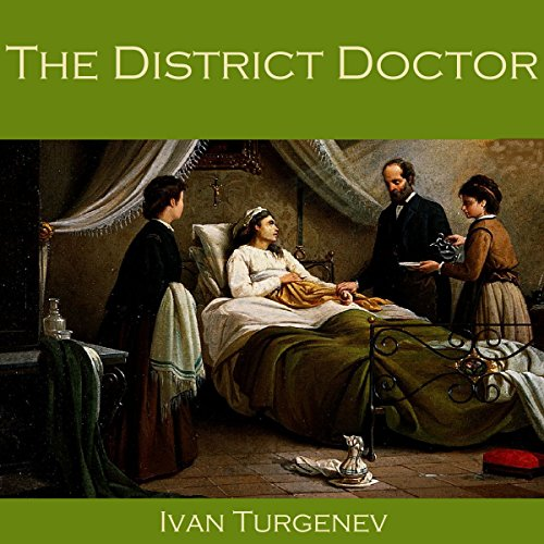 The District Doctor audiobook cover art