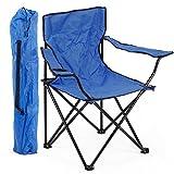 Divinezon Arrival Camping Festival Beach Chair Personalized Folding , 80 X 49 X 44 cm, Multi-Color