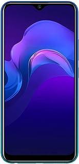 موبايل فيفو Y15 بشريحتين، شاشة 6.35 بوصة، 4 جيجابايت رام، 64 جيجابايت، شبكة الجيل الرابع LTE - ازرق فيروزي