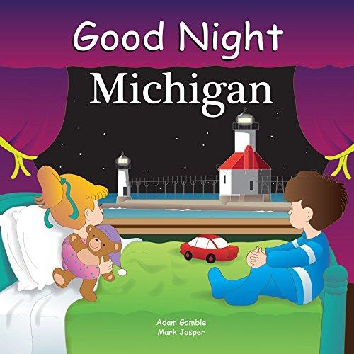 Good Night Michigan (Good Night Our World)