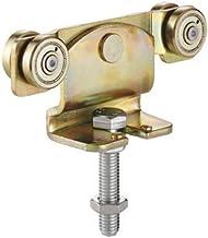 Rollapparaat HELM 391 twee paars, staal geel gepassiveerd, 1 stuk